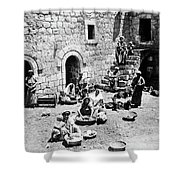 Village Of Cana Shower Curtain