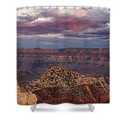 Virga Shower Curtain by Rick Furmanek
