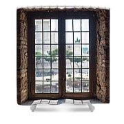 Vittorio Emanuele II Shower Curtain