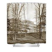 Walter Reed General Hospital Dec. 2, 1924 Shower Curtain