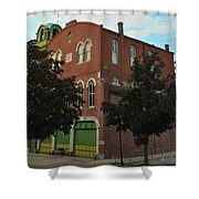 Washington Fire Company - Conshohocken Pennsylvania Shower Curtain