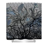Wasteway Willow 04 Shower Curtain