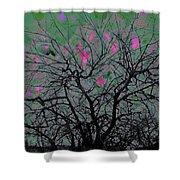 Wasteway Willow 17 Shower Curtain
