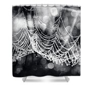 Weight Of Water Shower Curtain