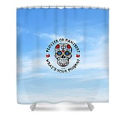 What's Your Poison? Shower Curtain