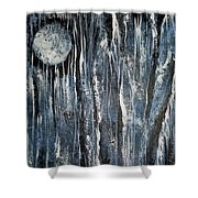 When Night Comes Shower Curtain