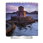 Whispers Of The Past Shower Curtain