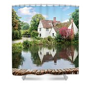 Willy Lott's House Shower Curtain