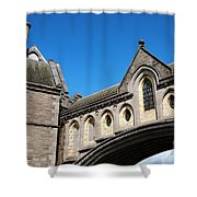 Winetavern Street Arch Shower Curtain