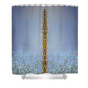 Wonder Rising Shower Curtain