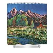 Wyoming Shower Curtain