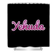 Yehuda #yehuda Shower Curtain