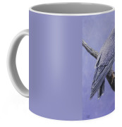 Peregrine Falcon Coffee Mug For Sale By Crista Forest
