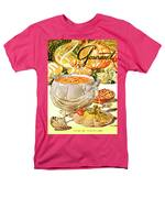 Gourmet Cover Of Pumpkin Soup Men's T-Shirt  (Regular Fit)