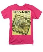 House And Garden Servant Less Living Houses Cover Men's T-Shirt  (Regular Fit)
