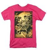 Vintage Maritime Design Men's T-Shirt  (Regular Fit)