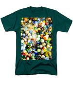 All The Marbles Men's T-Shirt  (Regular Fit) by Edward Fielding