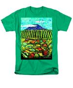 Sumatra Coffee Plantation Men's T-Shirt  (Regular Fit)