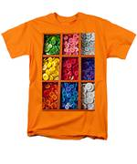 Compartments Full Of Buttons Men's T-Shirt  (Regular Fit) by Garry Gay