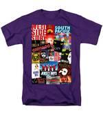Broadway 1 Men's T-Shirt  (Regular Fit)