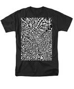 Entangle Men's T-Shirt  (Regular Fit) by Crystal Hubbard