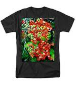 Flamboyant In Bloom Men's T-Shirt  (Regular Fit)