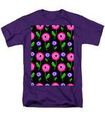 Young Florals  Men's T-Shirt  (Regular Fit)