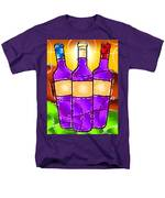 Vino Men's T-Shirt  (Regular Fit)