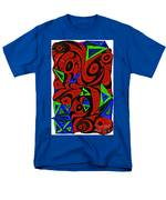 Man And Machine Men's T-Shirt  (Regular Fit) by Sarah Loft