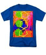 Totem  IIi Men's T-Shirt  (Regular Fit) by John  Nolan