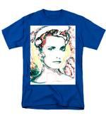 Digital Self Portrait Men's T-Shirt  (Regular Fit)