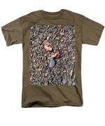 Hand In Gravel Men's T-Shirt  (Regular Fit) by Stephan Pietzko