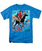 She Flies With The West Wind Men's T-Shirt  (Regular Fit) by Sushila Burgess