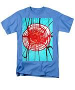 Web Of Life Original Painting Men's T-Shirt  (Regular Fit)
