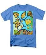 Leaves Of Hope Men's T-Shirt  (Regular Fit)