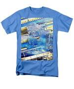 The Guardian Men's T-Shirt  (Regular Fit) by Tim Allen
