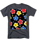 Junior Florals Men's T-Shirt  (Regular Fit) by Louisa Knight