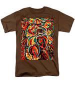 Follow Your Heart Men's T-Shirt  (Regular Fit)