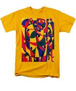 Live Adventurously Men's T-Shirt  (Regular Fit) by Ron Waddams