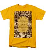Title Page, Giulio Casserios Anatomy Men's T-Shirt  (Regular Fit) by Science Source