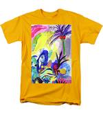 Jungle Vision Men's T-Shirt  (Regular Fit)