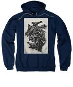 Antiquities In Architecture Sweatshirt by Jorgo Photography - Wall Art Gallery