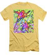Tiger Lillies Men's T-Shirt (Athletic Fit)