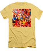 Artist Palette Men's T-Shirt (Athletic Fit)