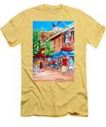 Prince Arthur Street Summer Men's T-Shirt (Athletic Fit)
