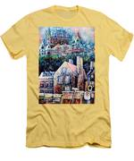 The Chateau Frontenac Men's T-Shirt (Athletic Fit)