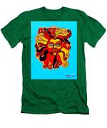Sun God II Men's T-Shirt (Athletic Fit)