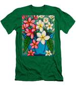Frangipani Sawadee Men's T-Shirt (Athletic Fit)