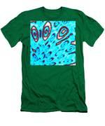 Pizzazz 6 Men's T-Shirt (Athletic Fit)