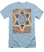 Healing Star Men's T-Shirt (Athletic Fit)